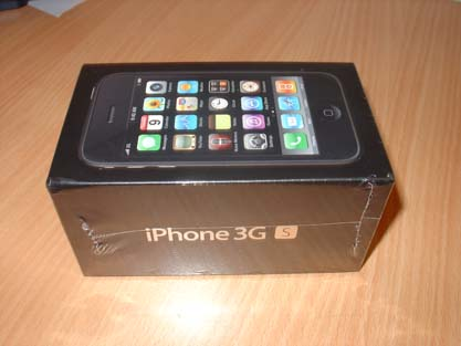 iPhone 3G S Arrives