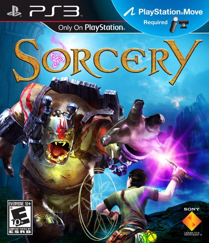 Sorcery for PS3