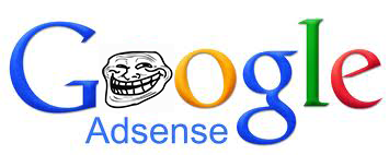 google adsense troll