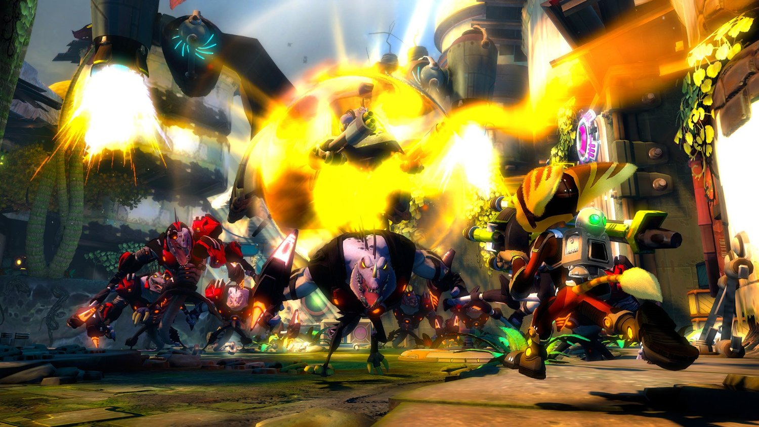 Ratchet & Clank Into The Nexus